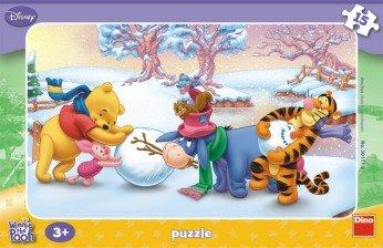 Medvídek Pů a Sněhulák - 1