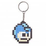 Megaman Gumová klíčenka Pixel Head