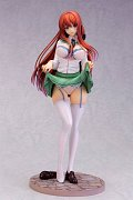 Melon Books Original Character PVC Statue 1/6 Ayaka Tachibana Another Colour Ver. by Piromizu 28 cm