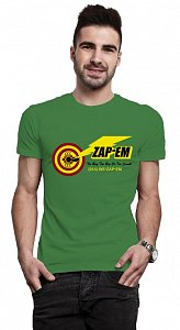 Men in Black T-Shirt Zap Em - 1