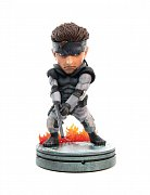 Metal Gear Solid PVC SD Statue Solid Snake 20 cm