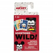 Mickey and Friends Card Game Something Wild! Case (4) DE/ES/IT Version