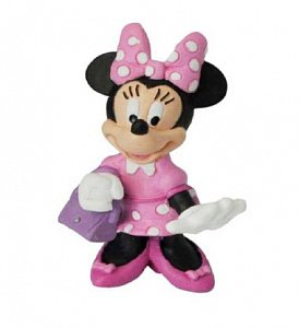 Mickey Mouse Clubhouse Figurka Minnie - 1