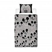 Mickey Mouse Duvet Set Reversible Mickey 135 x 200 cm / 48 x 74 cm