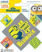 Mimoni Samolepky Blumock - 10 ks
