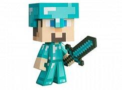 Minecraft Figurka Diamond Steve