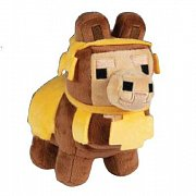 Minecraft Happy Explorer Plush Figure Baby Llama Brown 16 cm