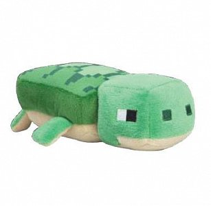 Minecraft Happy Explorer Plush Figure Sea Turtle 18 cm - 1