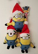 Minions Backpack Hangers Assortment Christmas Minions (12)