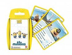 Minions Card Game Top Trumps *German Version*