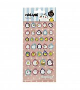 Molang Stickers Set (34)