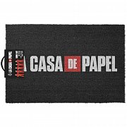 Money Heist Doormat Logo 40 x 60 cm