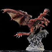 Monster Hunter PVC Statue CFB Creators Model Rathalos Resell Version 21 cm --- DAMAGED PACKAGING