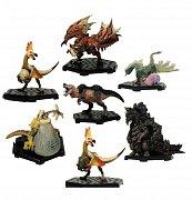 Monster Hunter Trading Figures 10 - 15 cm CFB MH Standard Model Plus Vol. 9 Assortment (6)