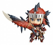 Monster Hunter World Nendoroid Action Figure Female Rathalos Armor Edition 10 cm