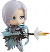 Monster Hunter World Nendoroid Action Figure Hunter Female Xeno\'jiiva Beta Armor Edition DX Ver 10cm