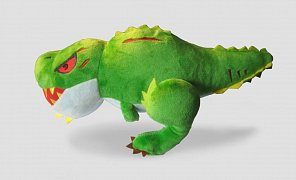 Monster Hunter World Plush Figure Deviljho 25 cm