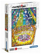 Mordillo Puzzle The Show --- DAMAGED PACKAGING