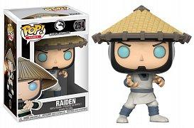 Mortal Kombat POP! Games Figure Raiden 9 cm