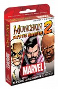 Munchkin Card Game Expansion Marvel 2: Mystic Mayhem *English Version*