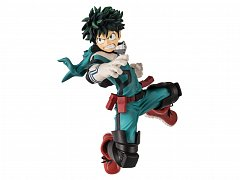 My Hero Academia The Amazing Heroes Figure Izuku Midoriya 14 cm