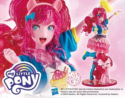 My Little Pony Bishoujo PVC Statue 1/7 Pinkie Pie Limited Edition 22 cm