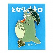 My Neighbor Totoro Pin Badge Big Totoro Roar