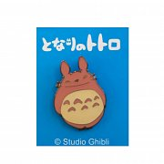 My Neighbor Totoro Pin Badge Big Totoro Smile