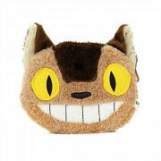 My Neighbor Totoro Plush Coin Purse Catbus 12 cm