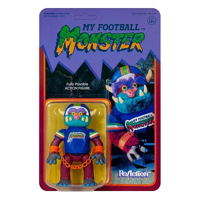 My Pet Monster ReAction Action Figure My Football Monster 10 cm