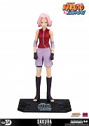 Naruto Shippuden Color Tops Action Figure Sakura 18 cm