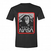 NASA T-Shirt I work at NASA