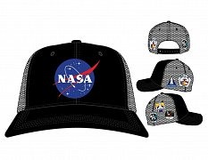 NASA Trucker Cap Patches