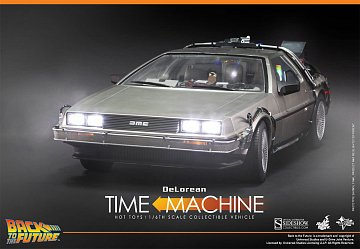 Návrat do budoucnosti - DeLorean Time Machine - 2