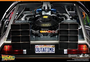 Návrat do budoucnosti - DeLorean Time Machine - 3