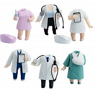Nendoroid More 6-pack Decorative Parts for Nendoroid Figures Dress-Up Clinic