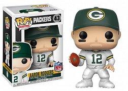 NFL POP! Football Vinyl Figure Aaron Rodgers (Green Bay Packers) 9 cm