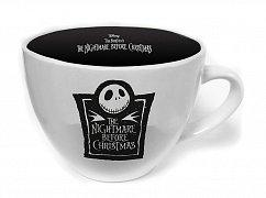 Nightmare before Christmas Cappuccino Mug Jack