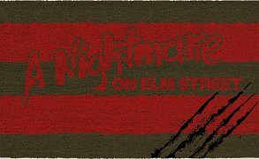 Nightmare On Elm Street Doormat Scratches 43 x 73 cm
