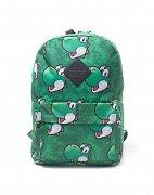 Nintendo Backpack Yoshi Face Sublimation Print
