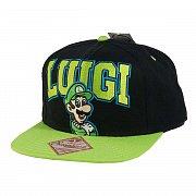 Nintendo Kšiltovka Luigi