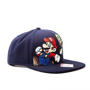 Nintendo Kšiltovka Super Mario Tým - 2