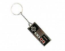 Nintendo Metal Key Ring Controller
