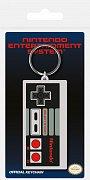 Nintendo Rubber Keychain NES Controller 6 cm