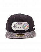 Nintendo Snapback Cap Super Nintendo Controller Rubber Patch