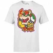 Nintendo T-Shirt Bowser Kanji