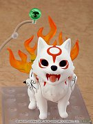 Okami Nendoroid Action Figure Amaterasu DX Version 10 cm --- DAMAGED PACKAGING