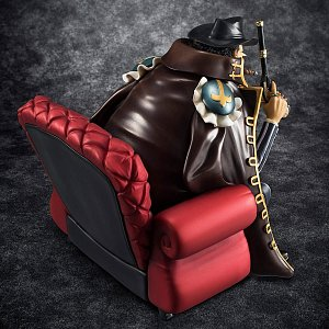 One Piece Excellent Model P.O.P S.O.C PVC Statue 1/8 Capone Gang Bege 14 cm - 8