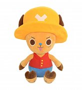 One Piece Plush Figure Chopper x Luffy 20 cm