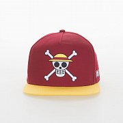 One Piece Snap Back Cap Monkey D. Luffy